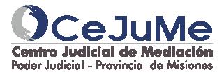 Centro Judicial de Mediación